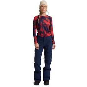 Burton Summit Broek Gore-Tex Dames, dress blue